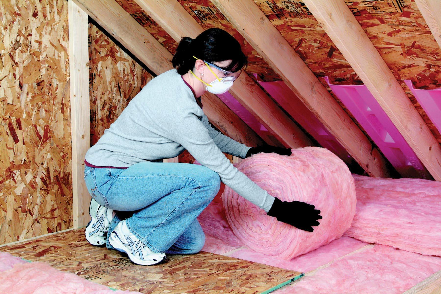 Insulating Your Attic For Free Angus Adventures