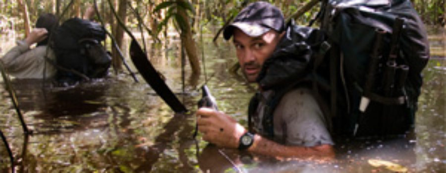 Ed Stafford – first to walk the Amazon River