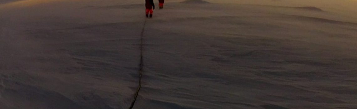 The Coldest Journey – Trekking Across Antarctica in the Winter