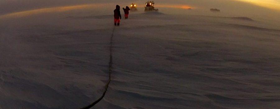 The Coldest Journey – Trekking Across Antarctica in the Winter