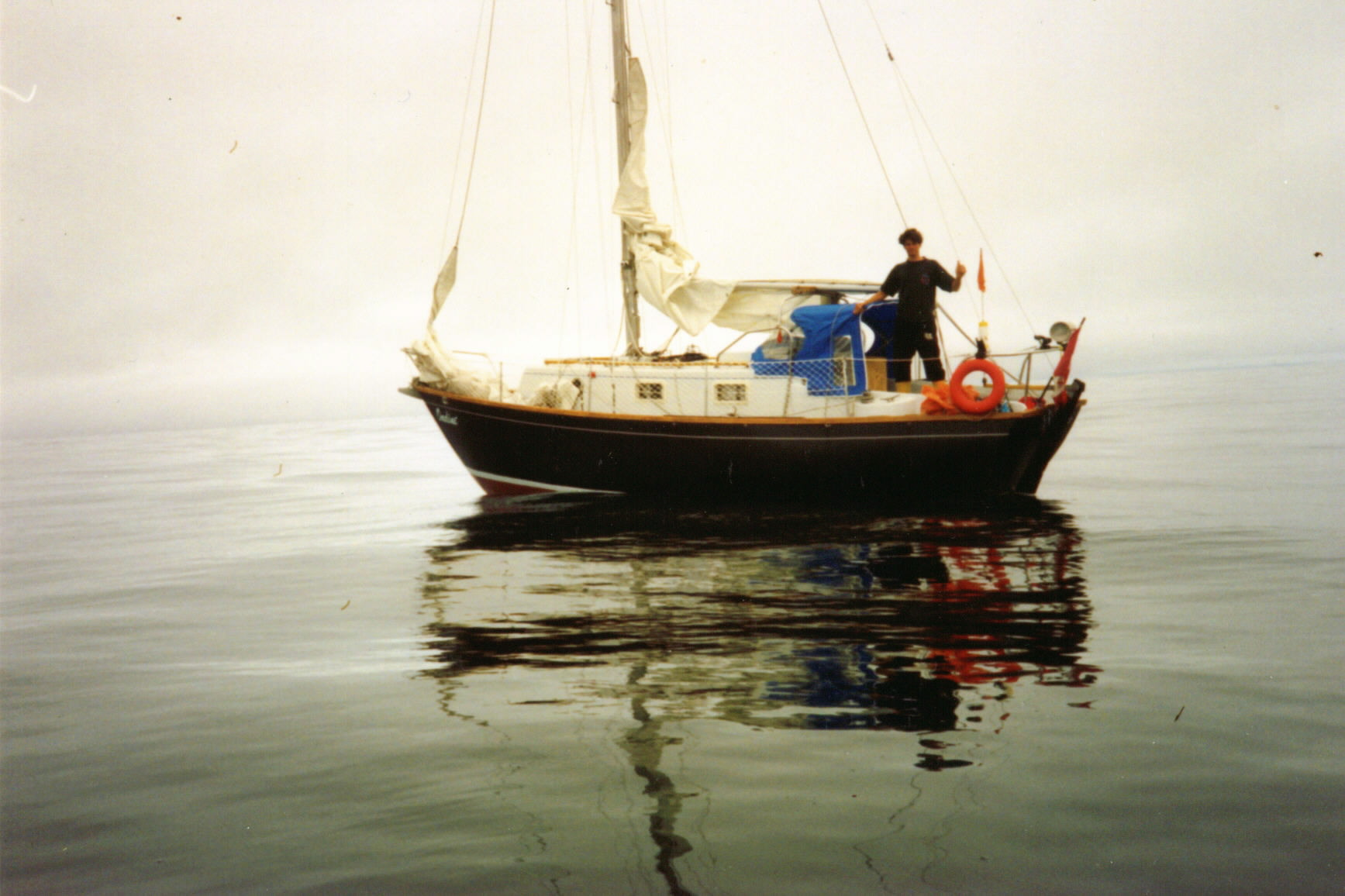 Five Years Offshore Sailing Angus Adventures