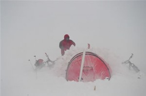 Survival in Arctic conditions requires specialized preparation