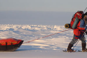 Kevin Vallely & South Pole Quest