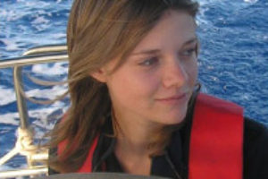 Jessica Watson – Sailing around the world at 16