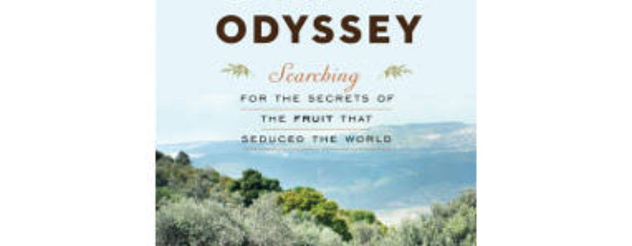 Olive Odyssey Shortlisted for BC Book Prize