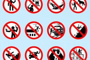 When Selfies Kill: A Lesson in Underestimated Risk