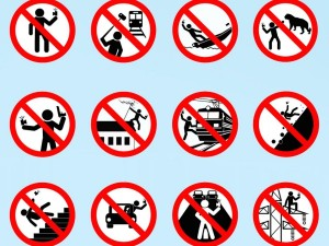 Russian Selfie Warnings