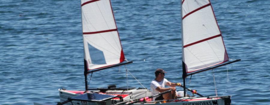 R2AK Day 2 – Still Rowing