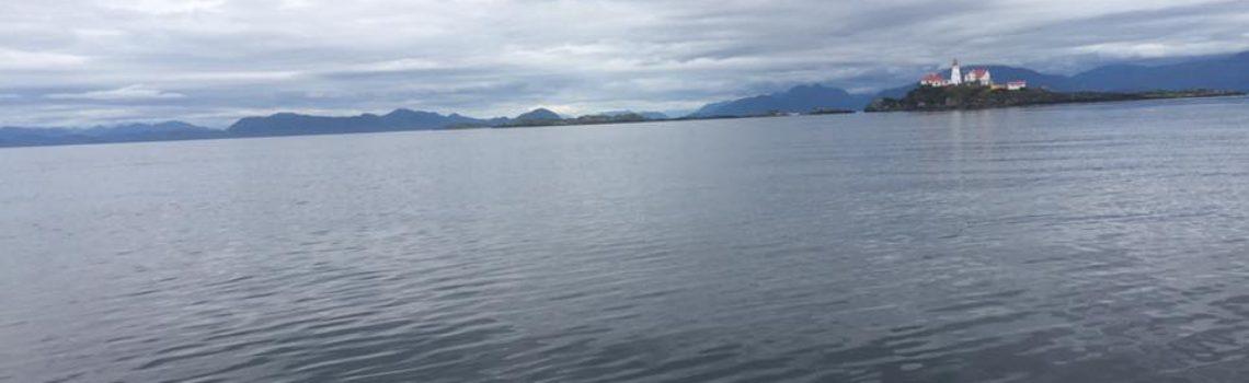 R2AK Day 13 – Alaska in Sight,  Going Through the Night
