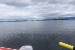 R2AK Day 13 – Alaska in Sight,  Going Through the Night