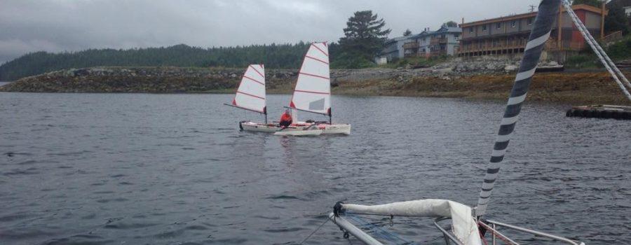 R2AK Day 9 – Voyaging BC's Fjords