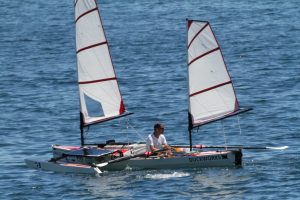 R2AK Day 10 – Tailwinds and currents