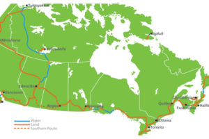 Champions for the Trans Canada Trail (TCT)
